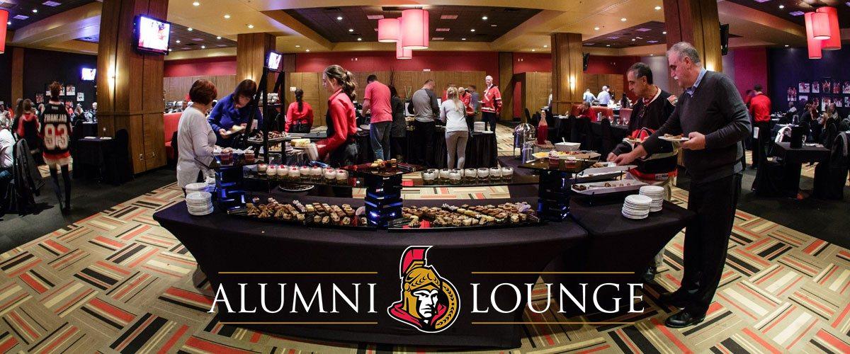 Alumni Lounge & Restaurants - Canadian Tire Centre