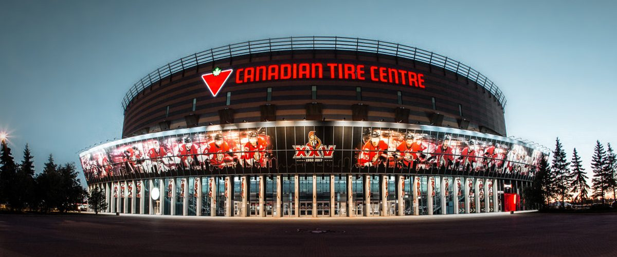 Book Canadian Tire Centre Canadian Tire Centre