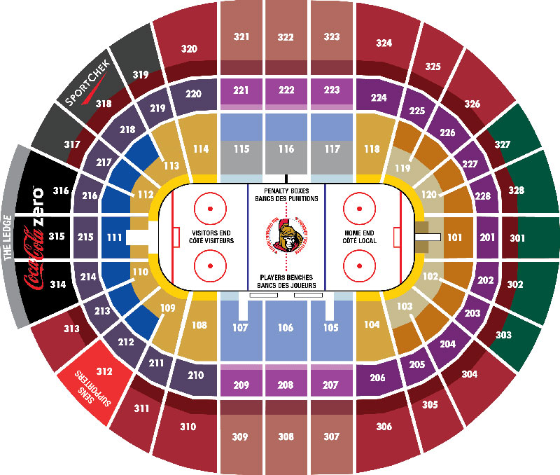 Pinnacle Bank Arena Seating Charts Quotes
