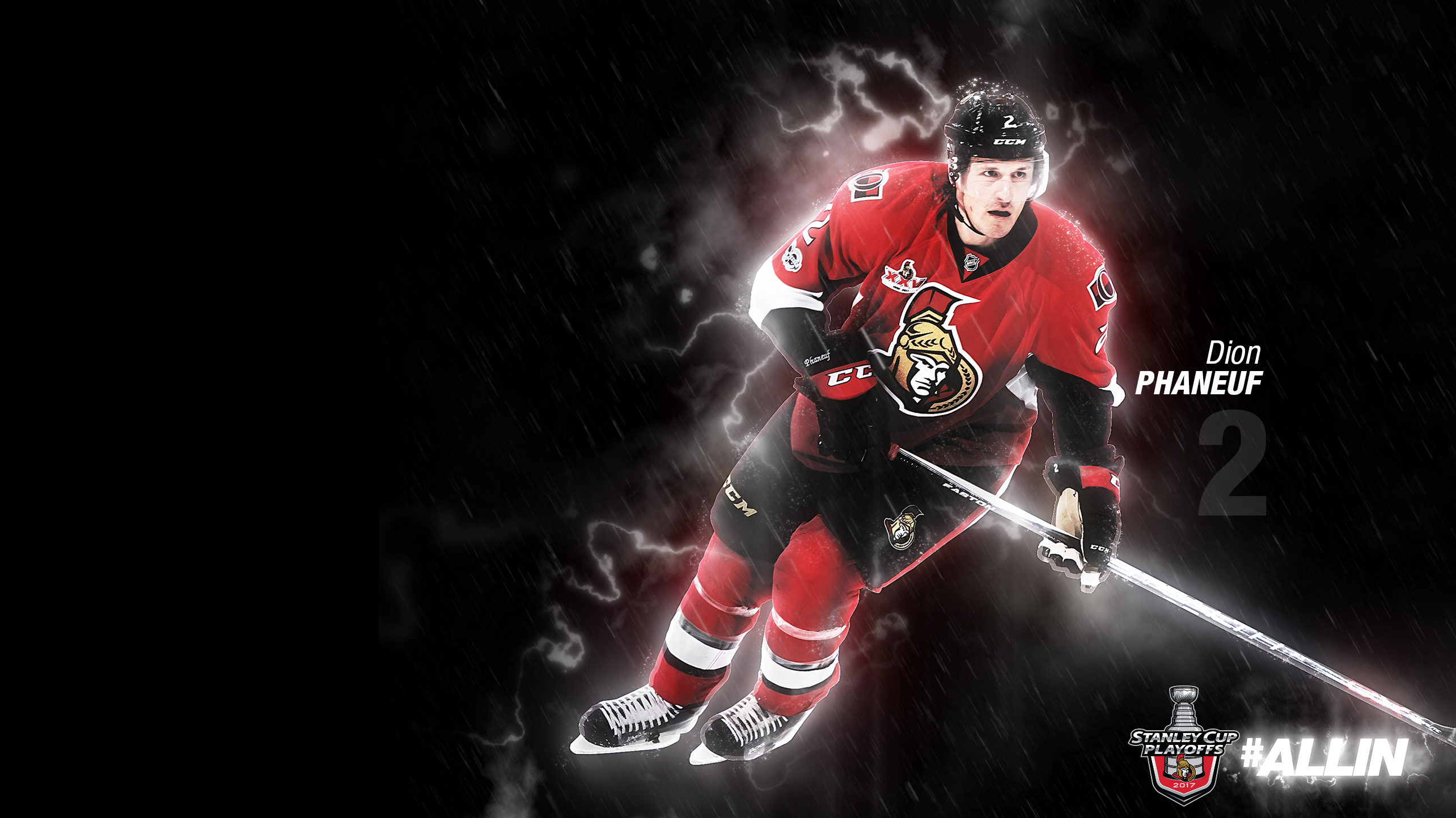 Wallpapers and backgrounds ottawa senators defencemen erik karlsson sciox Choice Image